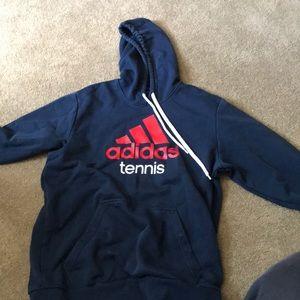 Adidas tennis hoodie